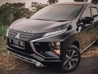 Bán ô tô Mitsubishi Xpander số sàn 2018, màu đen, nhập khẩu, giá chỉ 550 triệu