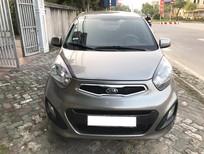 Cần bán Kia Morning MT Sport 2012, màu xám, nhập khẩu chính hãng