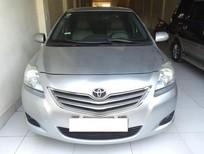 Bán Toyota Vios 1.5 E 2010, màu bạc, hàng tuyển