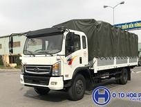 Bán xe tải Tata 8T5, màu trắng, xe nhập