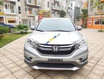 Bán xe Honda CR V 2.4 sản xuất năm 2016, màu bạc