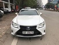 Bán xe Lexus Rc200T 2018 trắng