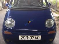 Bán Daewoo Matiz S sản xuất 2001, màu xanh lam