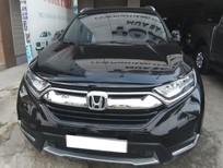 Cần bán lại xe Honda CR V 2018, màu đen, nhập khẩu
