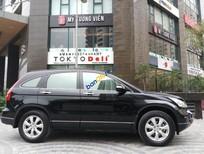 Cần bán lại xe Honda CR V 2.4AT năm 2013, màu đen còn mới