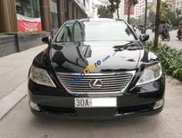 Bán xe Lexus LS 460 năm 2006, màu đen, xe nhập, giá 950tr