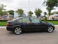 Bán ô tô BMW 3 Series 325i sản xuất 2005, màu đen chính chủ, giá chỉ 254 triệu