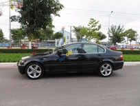 Cần bán xe BMW 3 Series 325i năm 2005, màu đen còn mới, giá chỉ 254 triệu