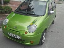 Bán Daewoo Matiz SE sản xuất 2007, màu xanh lục