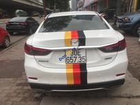 Cần bán Mazda 6 năm sản xuất 2016, màu trắng