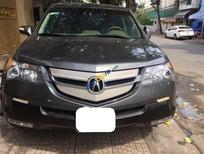 Cần bán lại xe Acura MDX sản xuất năm 2007, màu xám, nhập khẩu nguyên chiếc xe gia đình