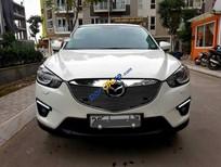 Cần bán gấp Mazda CX 5 sản xuất 2013, màu trắng xe gia đình, giá chỉ 710 triệu