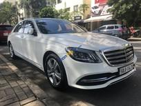 Cần bán gấp Mercedes S450 sản xuất năm 2018, màu trắng đẹp như mới