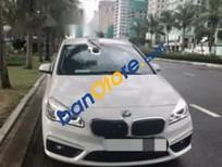Bán BMW 2 Series 218i Gran Tourer sản xuất năm 2016, màu trắng, nhập khẩu