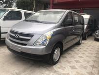Cần bán Hyundai Starex MT sản xuất 2007, màu bạc, xe nhập
