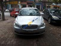 Cần bán xe Hyundai Verna năm sản xuất 2008, màu bạc, nhập khẩu nguyên chiếc như mới