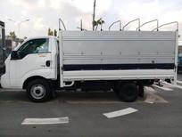 Bán xe tải Kia 2t4 thùng bạt có mui, xe tải Kia K250 thùng bạt
