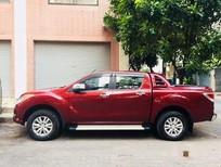 Bán xe Mazda BT 50 AT model 2015, màu đỏ, nhập khẩu