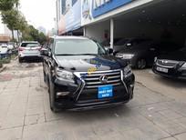 Cần bán xe Lexus GX 4.6 sản xuất năm 2013, màu đen, nhập khẩu nguyên chiếc