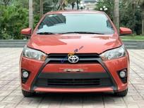 Bán xe cũ Toyota Yaris 1.3E 2015, màu đỏ, số tự động
