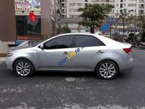 Cần bán lại xe Kia Forte năm sản xuất 2009, màu bạc, nhập khẩu, giá tốt