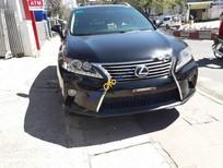 Cần bán gấp Lexus RX sản xuất 2009, màu đen, nhập khẩu