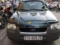 Bán ô tô Ford Escape XLT sản xuất 2002, màu xanh lục, giá chỉ 175 triệu