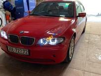 Cần bán xe cũ BMW 3 Series 318i 2003, màu đỏ
