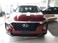 Bán Hyundai Santa Fe sản xuất năm 2019, màu đỏ, nhập khẩu