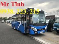 Thông tin xe khách 29 chỗ bầu hơi TB79s Thaco 2019 mới nhất