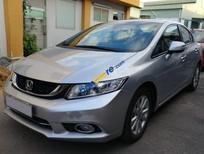 Bán xe cũ Honda Civic đời 2015, màu bạc