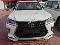 Cần bán lại xe Lexus LX 570 sản xuất năm 2018, màu trắng, nhập khẩu