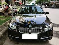 Bán ô tô BMW 5 Series 520i năm 2016, màu đen, xe nhập chính chủ
