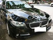 Cần bán xe BMW 5 Series 520i năm 2016, màu đen, nhập khẩu chính chủ