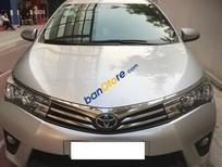 Bán xe Toyota Corolla altis 1.8AT sản xuất 2015, màu bạc số tự động