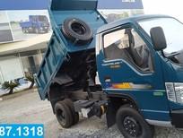 Bán xe Ben Thaco Forland 250(2.1m3) 2018, hỗ trợ trã góp với lãi suất ưu đãi nhất
