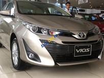 Cần bán Toyota Vios 1.5 E MT sản xuất 2019, màu vàng