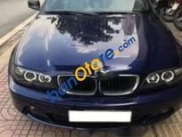 Cần bán gấp BMW 3 Series 330Ci năm sản xuất 2003, màu xanh lam, xe đẹp