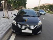 Bán ô tô Toyota Vios 1.5E năm 2011, màu đen