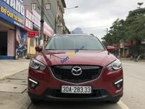 Bán Mazda CX 5 AWD 2.0 AT năm sản xuất 2014, màu đỏ như mới