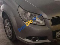 Bán Chevrolet Aveo đời 2015, màu bạc, xe cũ, sử dụng giữ gìn, cẩn thận