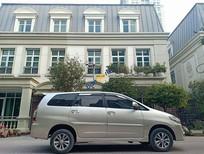 Chính chủ bán xe Toyota Innova E sản xuất năm 2015, màu vàng