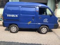 Bán Daewoo Damas sản xuất 2005, màu xanh lam, xe nhập
