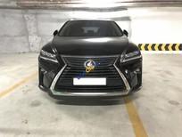 Bán ô tô Lexus RX 350 năm sản xuất 2016, màu đen, nhập khẩu