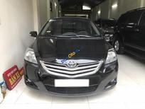 Cần bán gấp Toyota Vios 1.5E năm sản xuất 2013, màu đen còn mới, giá chỉ 420 triệu