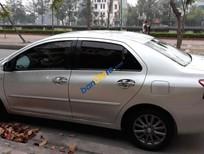 Bán Toyota Vios E sản xuất 2013, màu bạc