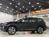 Bán Hyundai Santa Fe 2.2 CRDI năm sản xuất 2019, màu đen