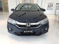 Bán xe Honda City CVT 2019, màu xanh, mới 100% chính hãng, giá tốt nhất