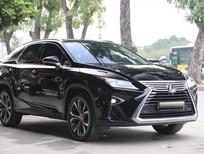 Bán ô tô Lexus RX350 SX 2016, màu đen, nhập khẩu nguyên chiếc, đăng kí 2016