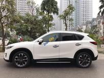 Cần bán Mazda CX 5 2.5L 2WD sản xuất năm 2016, màu trắng